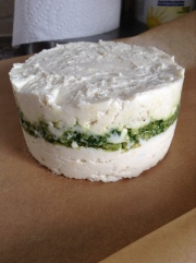 Macadamia Pesto Cheeze